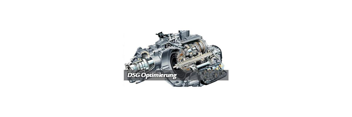 DSG News: Nie wieder rutschende Kupplung & Schaltrucken! Neue Stufe 3 Abstimmungen mit bis zu 18 bar Kupplungsdruck -