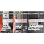 HF Double-DIN V2 Voll Alu Ladeluftkühler mit...
