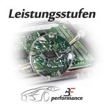 Leistungssteigerung Mercedes Benz A Klasse W168 A140 1.4 ()