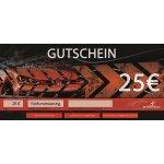 25,- Euro - BE-Performance® Gutschein