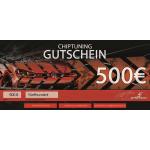 500,- Euro - BE-Performance® Chiptuning Gutschein