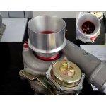 80MM TIP BILLET CNC ADAPTER für TTE340/360