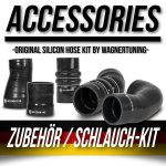 WAGNER TUNING Silikonschlauch Kit Audi A4/A5 2,0 TDI