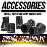 WAGNER TUNING Silikonschlauch Kit Porsche 997/1