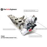 TTE480 (VAG 2.0 TFSI Golf 6 R / S3 8P / TTS 8J / Leon 1P...